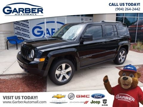 Pre-Owned 2016 Jeep Patriot Latitude FWD SUV