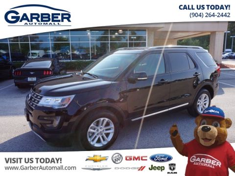 Certified Pre-Owned 2016 Ford Explorer XLT FWD SUV
