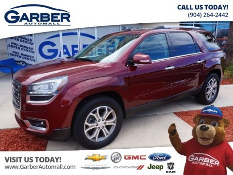 Pre-Owned 2015 GMC Acadia SLT-1 FWD SUV
