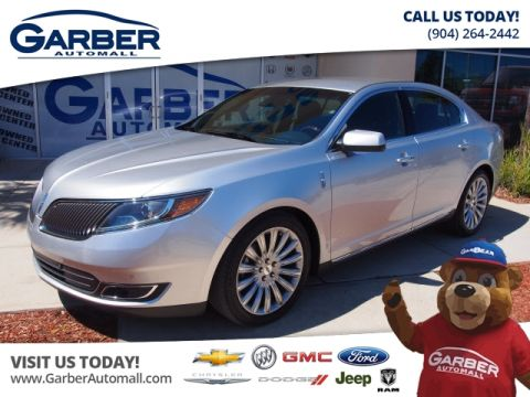 Pre-Owned 2013 LINCOLN MKS 4dr Sedan FWD Sedan