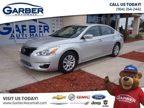 Pre-Owned 2014 Nissan Altima 2.5 S FWD Sedan