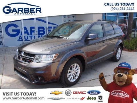 Pre-Owned 2015 Dodge Journey SXT FWD SUV