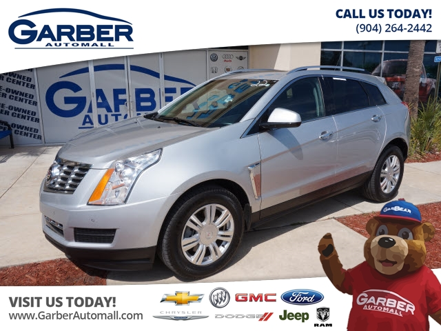 Pre-Owned 2015 Cadillac SRX Luxury Collection FWD SUV